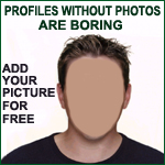 Image recommending members add Goth Passions profile photos